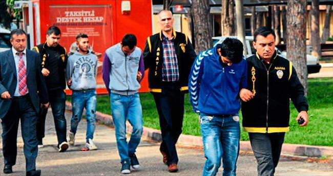 Tecavüz zanlısı 3 kişi tutuklandı