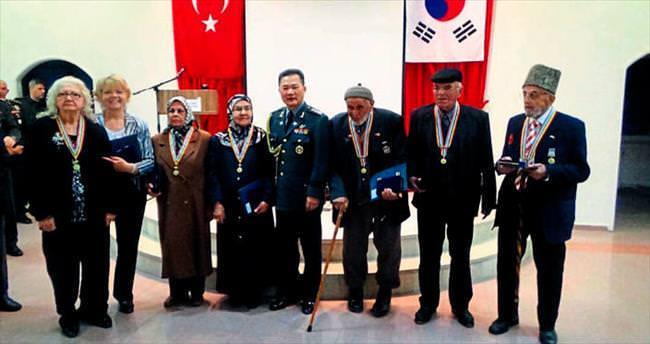 60 yıl sonra madalya aldılar