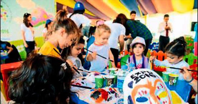 EXPO-2016'dan Çocuk Ülkesi