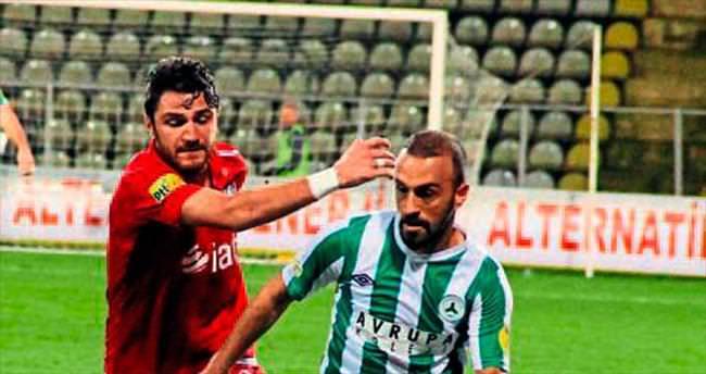 Giresunspor 38 yıldır Antalya'yı yenemiyor