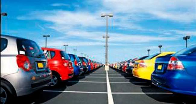 Kayıtlı araç sayısı 19 milyonu aştı