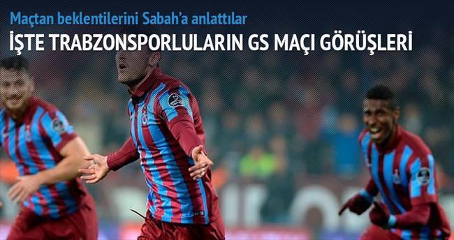 Trabzonlu zafer bekliyor