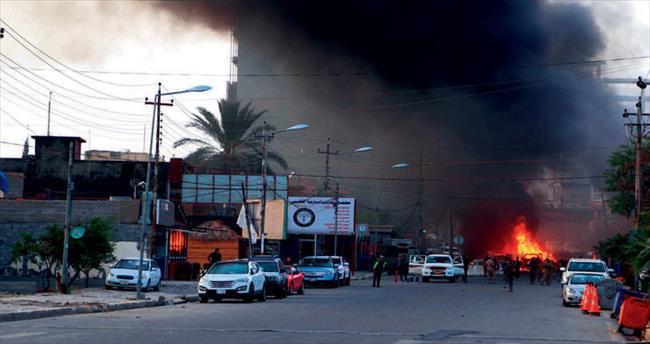 Erbil'deki intihar saldırısında 2 Türk öldü