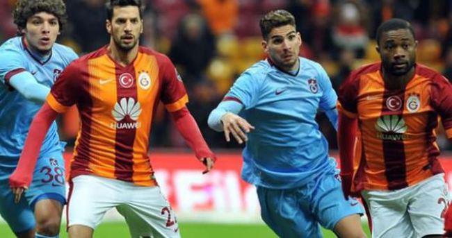 Galatasaray - Trabzonspor 119. kez...