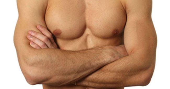 Erkeklerin yüzde 65'inde meme büyümesi var