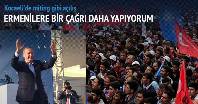 Erdoğan: Ermenilere bir çağrı daha yapıyorum