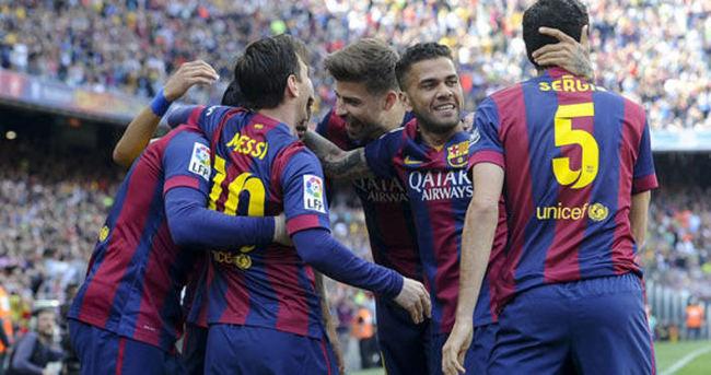 Barcelona Valencia'ya acımadı