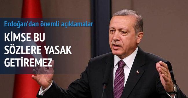 Erdoğan: Peygamberimizin izinden giden bir nesil istiyoruz