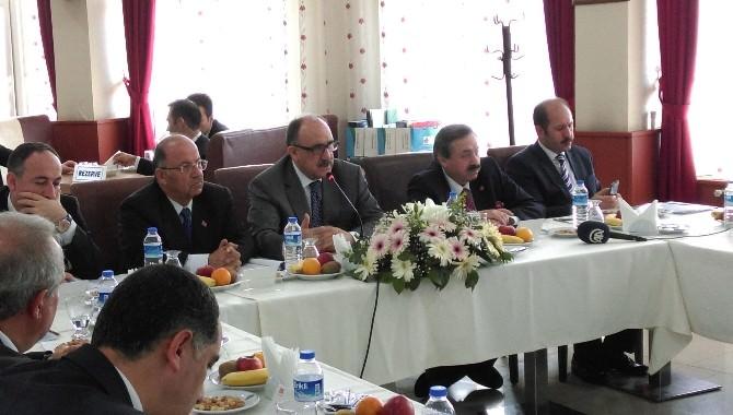 AK Parti Genel Başkan Yardımcısı Ve Parti Sözcüsü Beşir Atalay: