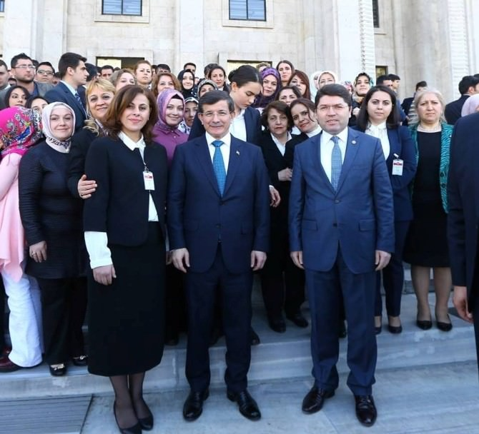 Başbakan Davutoğlu, 1 Mayıs'ta Bartın'da