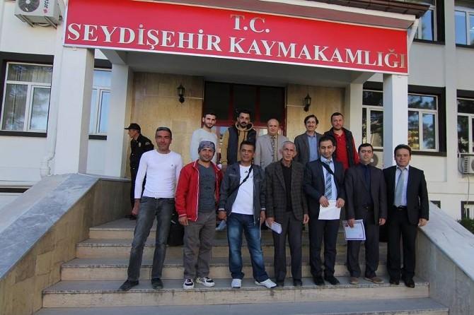 Seydişehir'in Tanıtımına Katkı Sağlayanlara Teşekkür