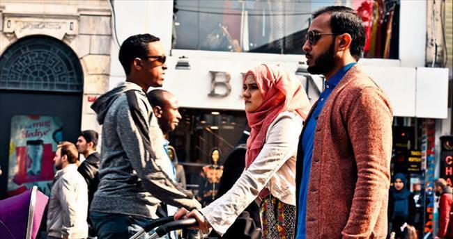 Arap dünyasının gözde caddesi İstiklal