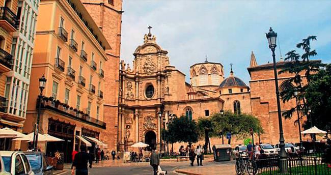 Festivaller şehri Valencia