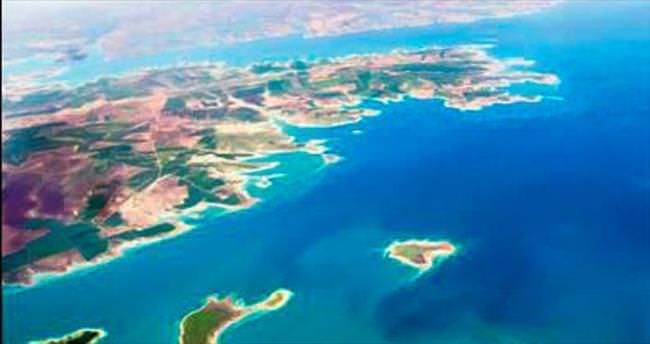 Atatürk Barajı'nda doluluk % 54'e çıktı