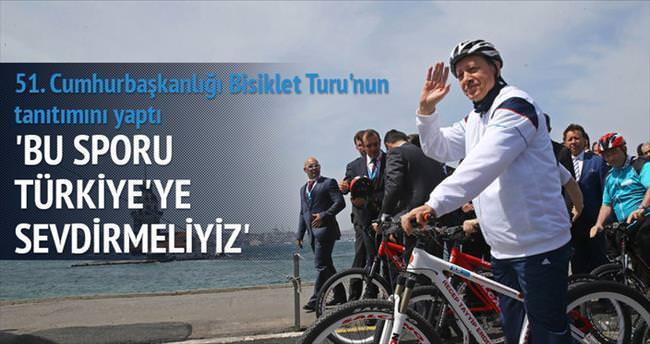 Bisiklet sporu gelişmeli