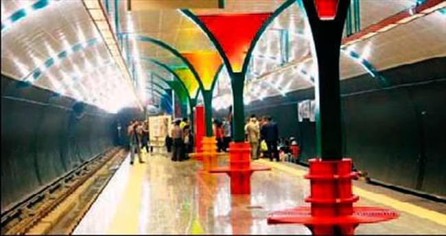 Levent-Hisarüstü metrosu açılıyor