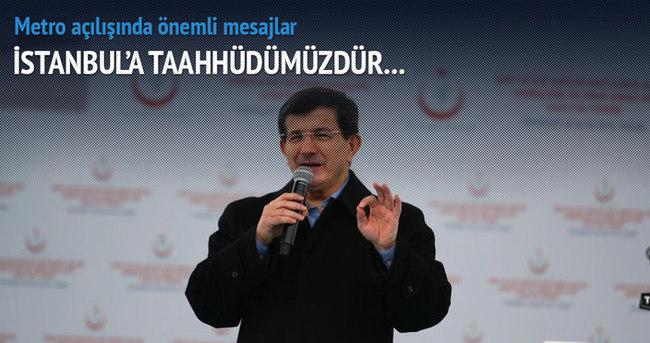 Davutoğlu: Kılıçdaroğlu dersini almış