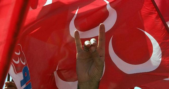 MHP seçim bürosunda silahlı gerginlik!