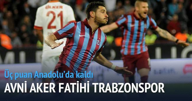 Trabzonspor Galatasaray — özeti ve golleri