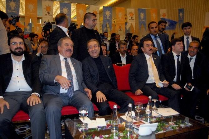 AK Parti Diyarbakır Adaylarını Tanıttı