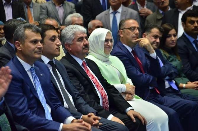 Hatay AK Parti Aday Tanıtım Toplantısı Yapıldı
