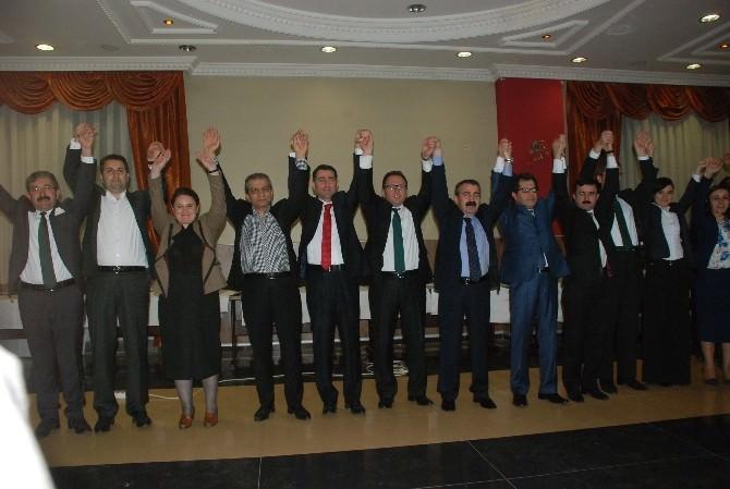 Tokat'ta AK Parti'nin Milletvekili Adayları Tanıtıldı
