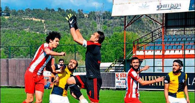 Manavgat play-off için mucize arıyor