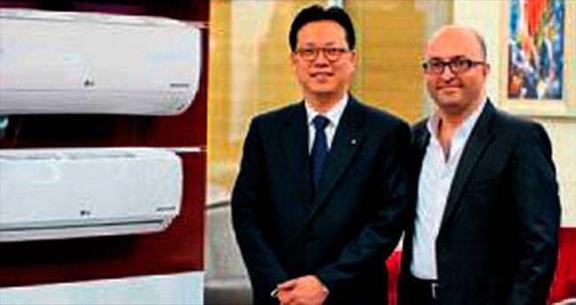 LG Electronics klimasını tanıttı