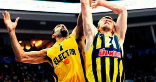 Fenerbahçe F4 için sahada