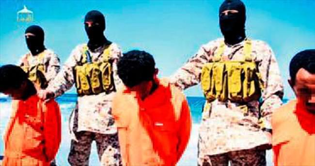 IŞİD 25 Etiyopyalıyı infaz etti