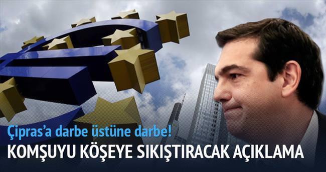 Yunanistan'ın euro hikâyesi bitebilir
