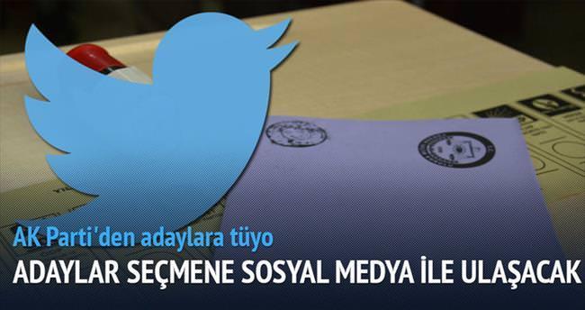 AK Parti'den adaylara sosyal medya tüyoları