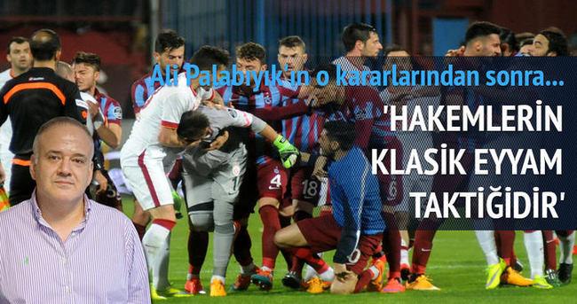 Usta yazarlar Trabzonspor - Galatasaray maçını yorumladı