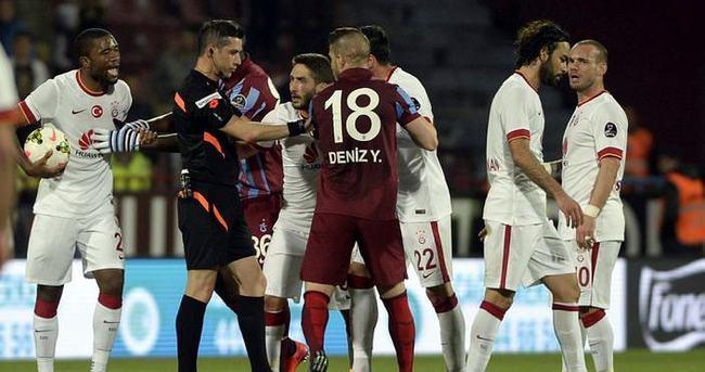 Trabzonspor-Beşiktaş maçı seyircisiz mi?