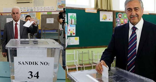 KKTC'de seçim 2. tura kaldı