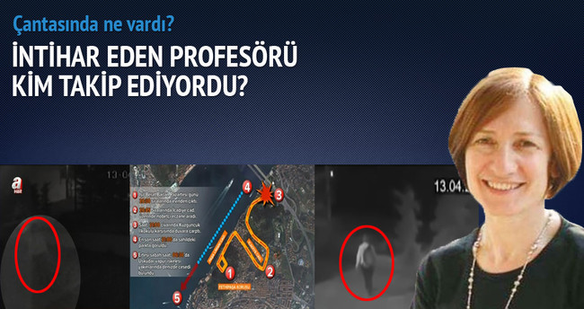 Prof Dr. Işıl Berat Barlan böyle ölüme gitti