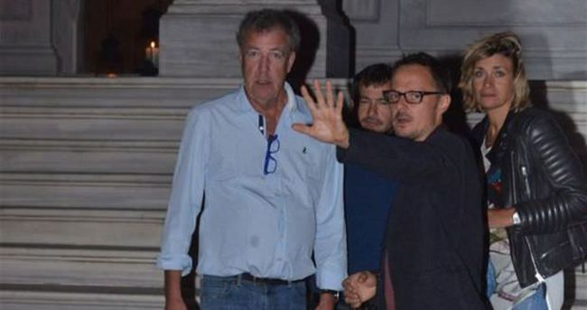 Jeremy Clarkson Türkiye'de