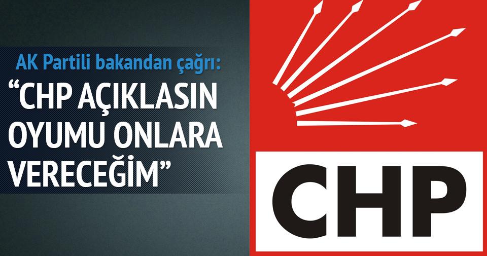 Mehmet Şimşek: Kaynağını açıklasınlar CHP'ye oy vereceğim