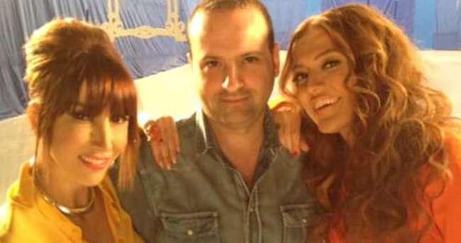Demet Akalın ile Hande Yener'in yapımcısı arasında tık Kavgası