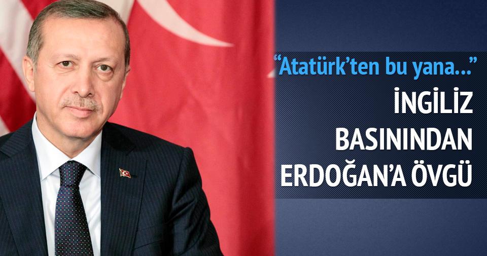 ''Atatürk'ten bu yana en güçlü lider Erdoğan''