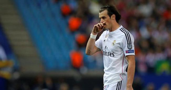 Real Madrid'de Bale 3 hafta yok