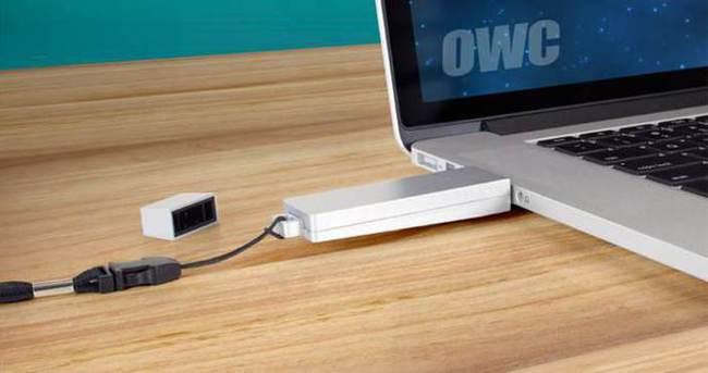 480 GB'lık USB bellek!