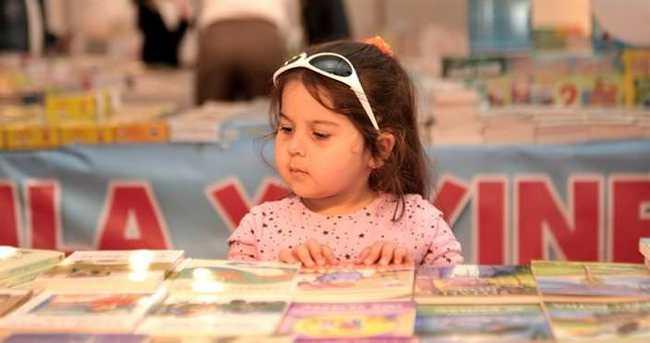1. Beykoz Çocuk Kitapları Fuarı açıldı