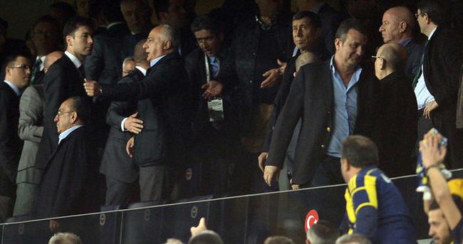 Bursaspor'dan Fenerbahçeli yöneticilere dava
