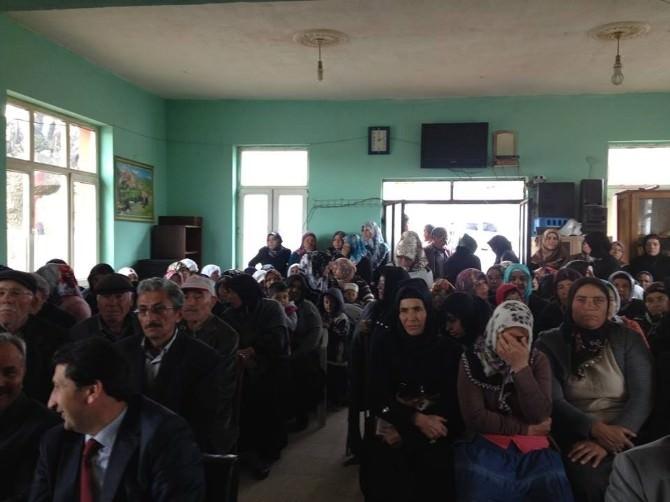 Kutlu Doğum Programı Yer Bulunamayınca Köy Kahvesinde Yapıldı