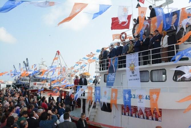 AK Parti'den Teknede Aday Tanıtımı