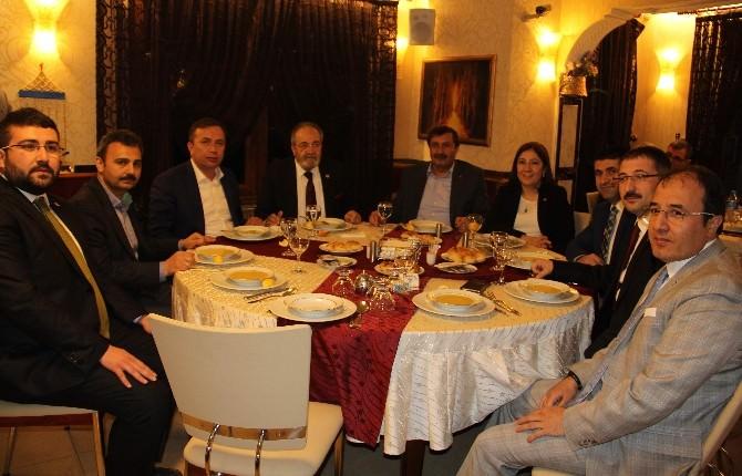 AK Partili Aday Adaylarından Birlik Ve Beraberlik Vurgusu