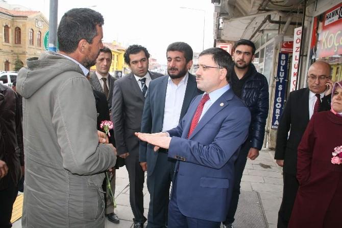 AK Parti Yozgat Milletvekili Yusuf Başer: