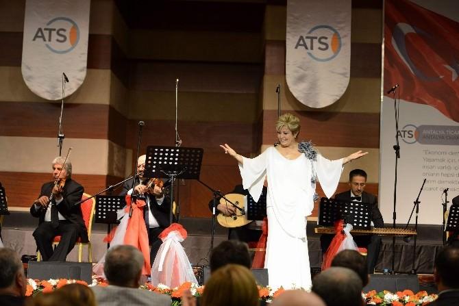 ATSO 10. Antalya Türk Müziği Günleri'ne Görkemli Final