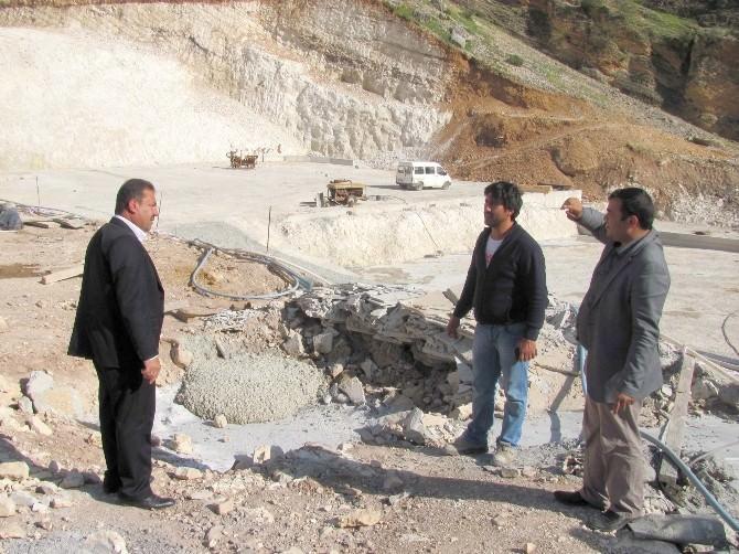 Ardıl Barajı İçin Milletvekili Erdoğan'a Teşekkür